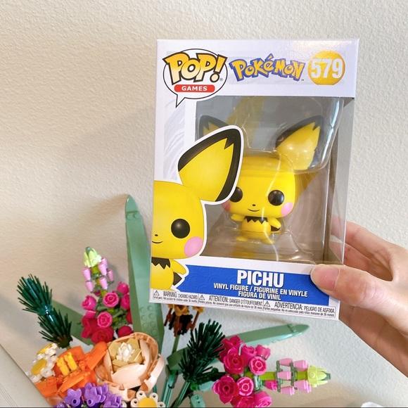 Funko Pop #579 Pokémon Pichu